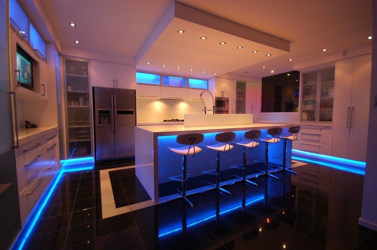 Kuchnia - Oświetlenie