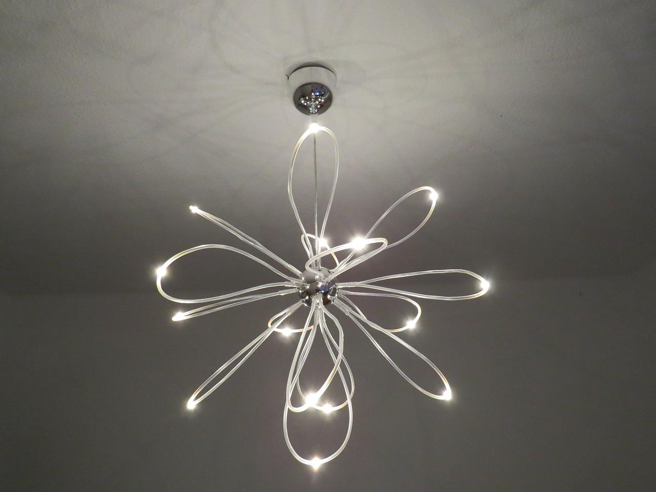 Oświetlenie LED we wnętrzach